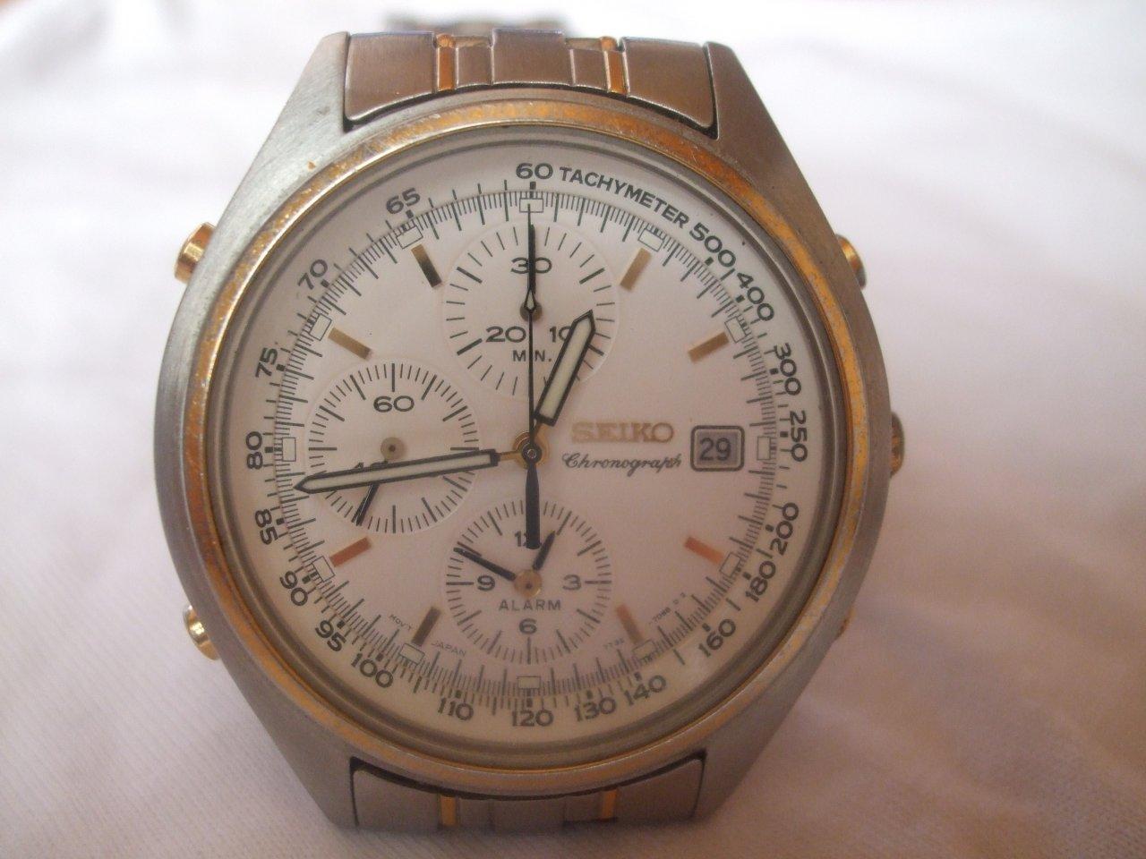 Seiko super   seiko 時計