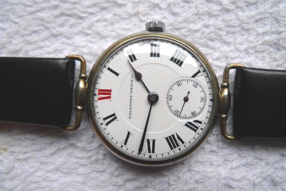 erledigt tavannes watch vintage armbanduhr uhrforum. Black Bedroom Furniture Sets. Home Design Ideas