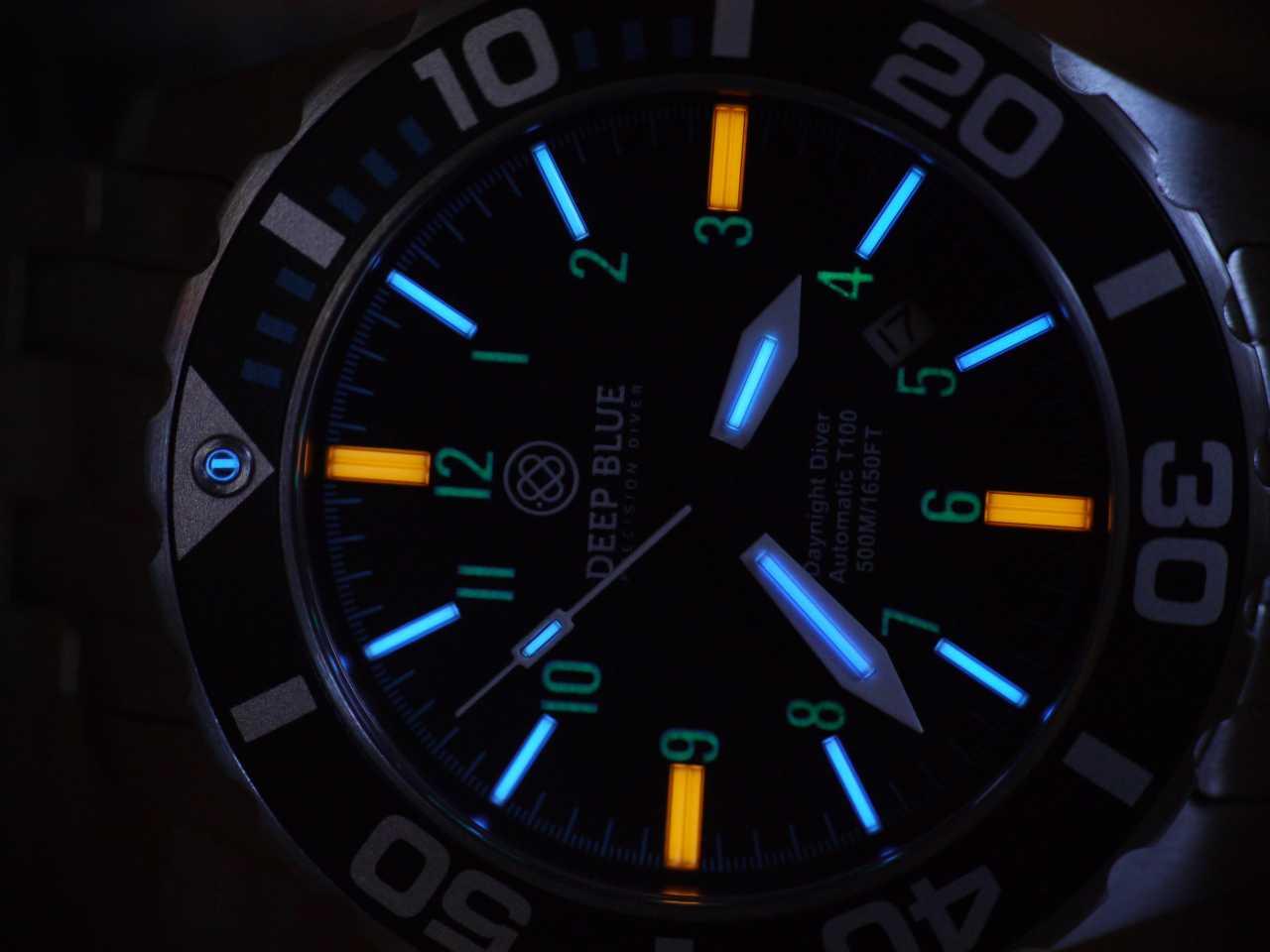 Deep blue diver club d b d c uhrforum seite 3 - Dive deep blue ...