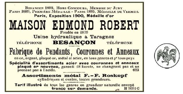 1. Werbung Edmond Robert.JPG