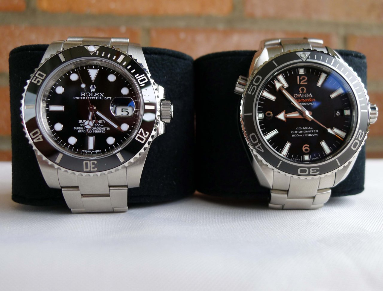 38286fb8de7 Just another poll, Omega Planet Ocean vs Rolex Submariner