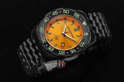 ARAGON Sea Charger Automatic 50mm IP Black