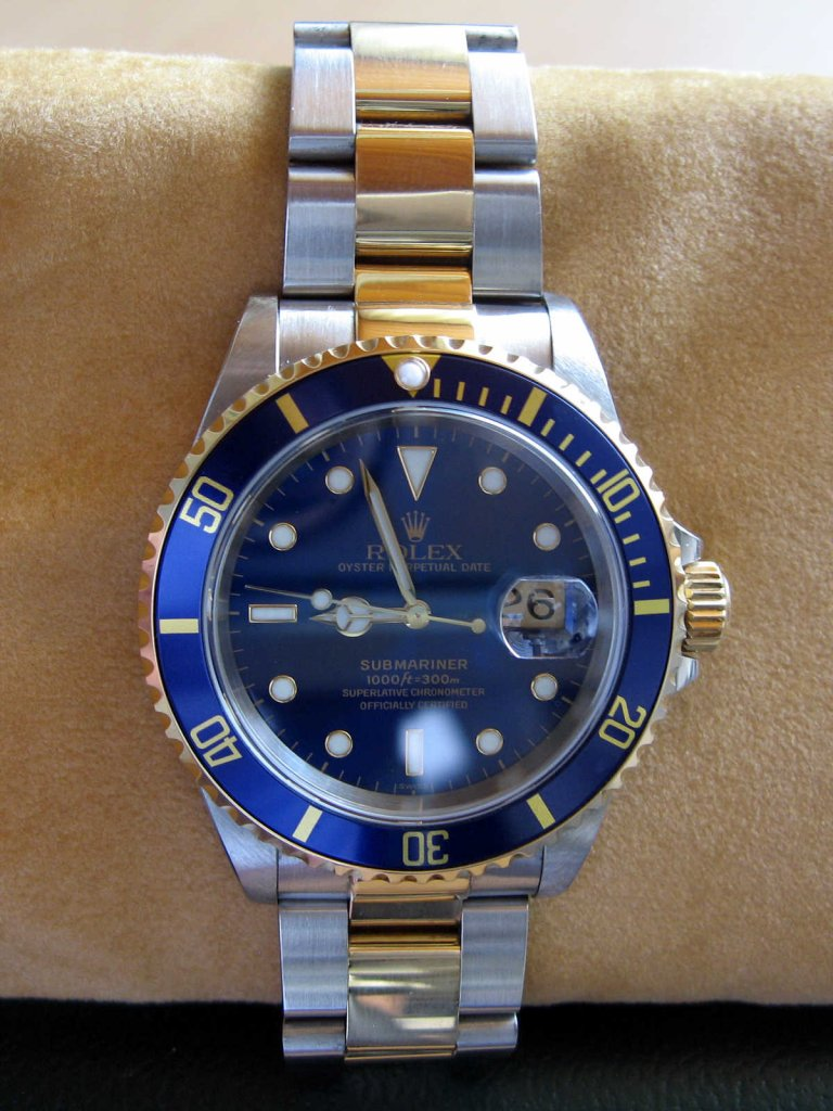 rolex submariner 16613 uhrforum. Black Bedroom Furniture Sets. Home Design Ideas