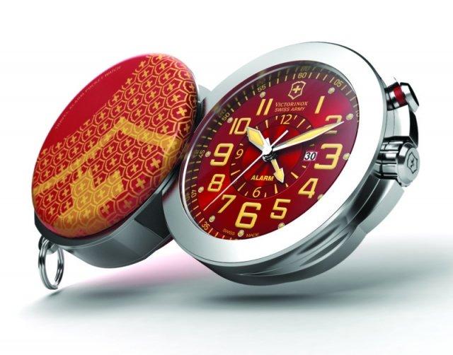 Wenger taschenuhr  Kaufberatung Uhr am Karabinerhaken,