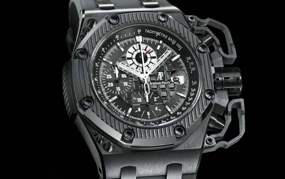 Audemars piguet royal oak offshore survivor chronograph uhrforum for Royal oak offshore survivor