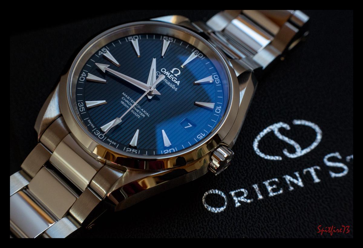 omega aqua terra 150m master co-axial