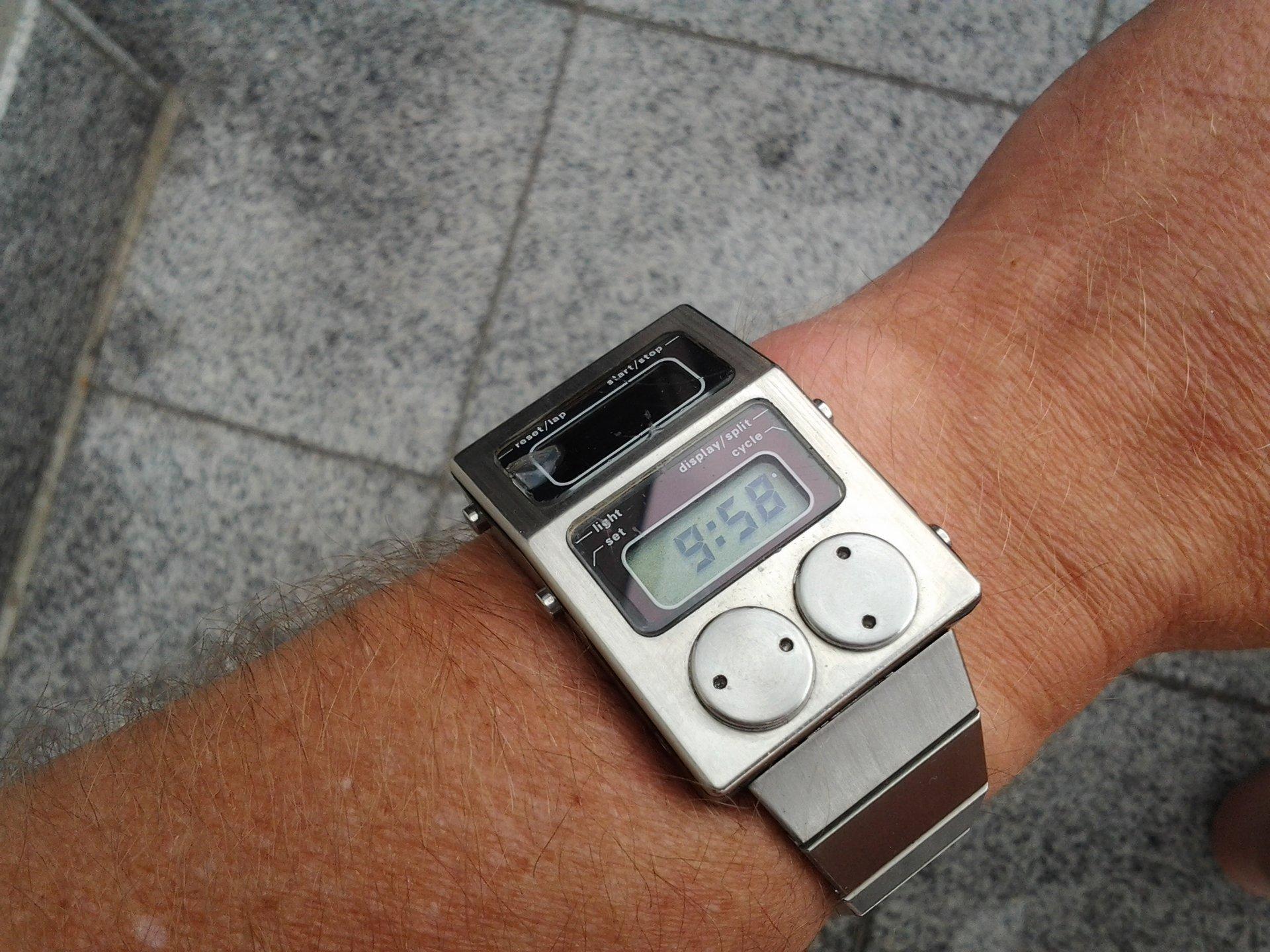 Armbanduhren Zifferblatt Perfekte Verarbeitung Ruhla Eurochron Uhrmacher Alte Berufe