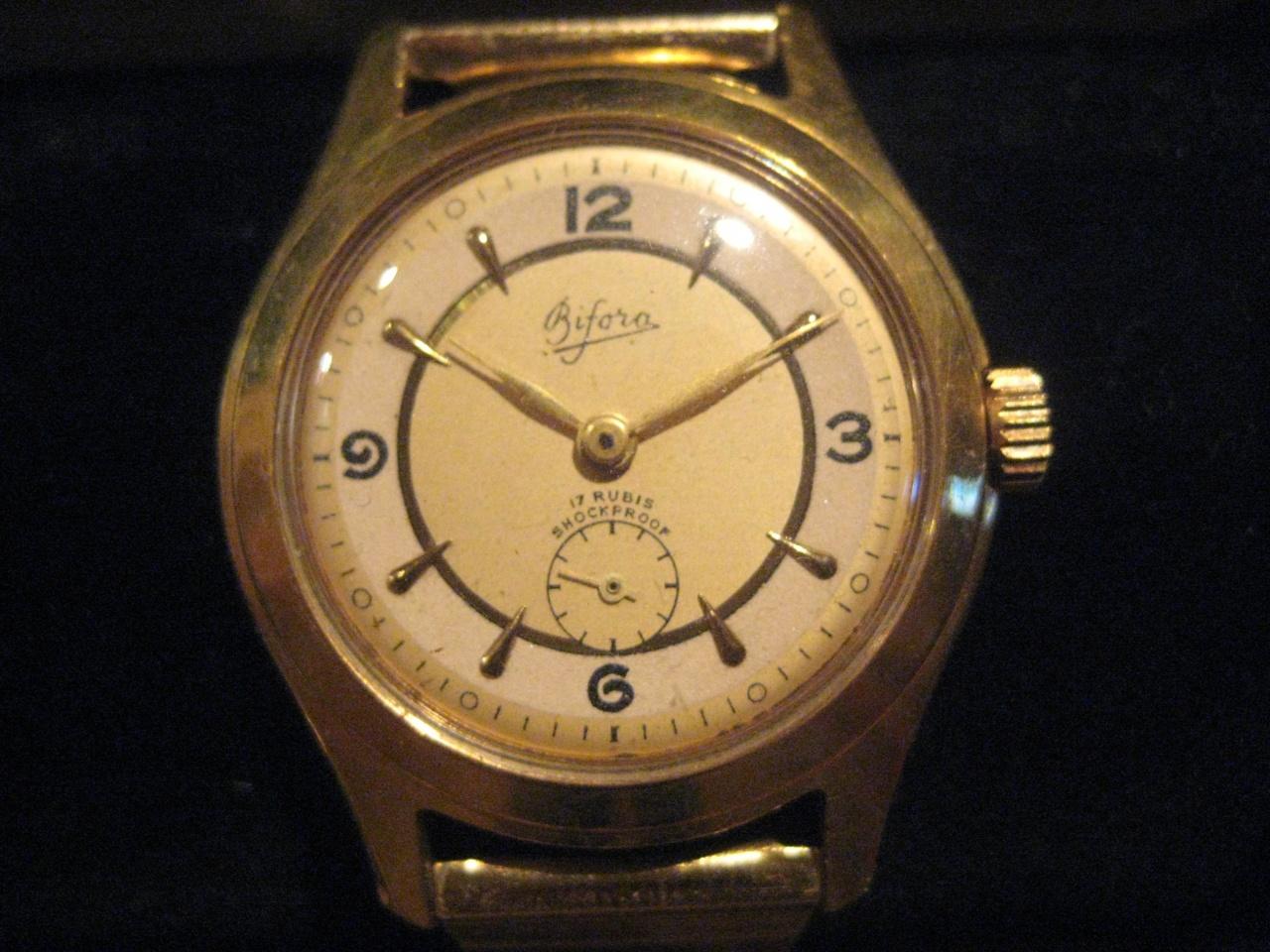 Bifora Mechanical Chronograph - Watches