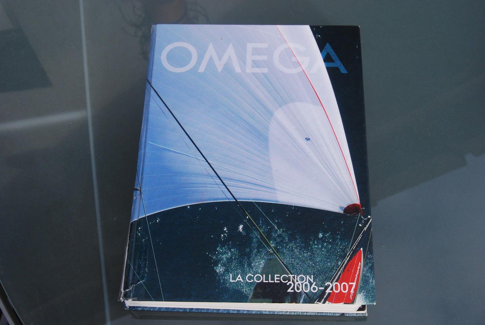 erledigt omega la collection h ndlerkatalog dealer handbook 2006 2007 mit preisliste uhrforum. Black Bedroom Furniture Sets. Home Design Ideas