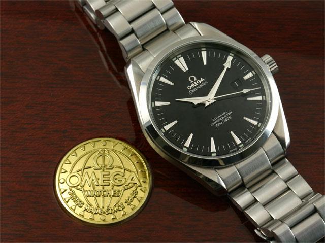 Uhrenbestimmung Neue Position Neue Uhr Omega Aqua Terra