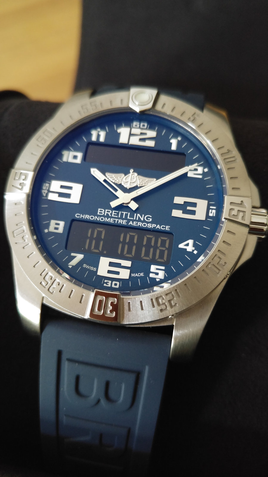 [Erledigt] Breitling Aerospace Evo E7936310.C869.158S