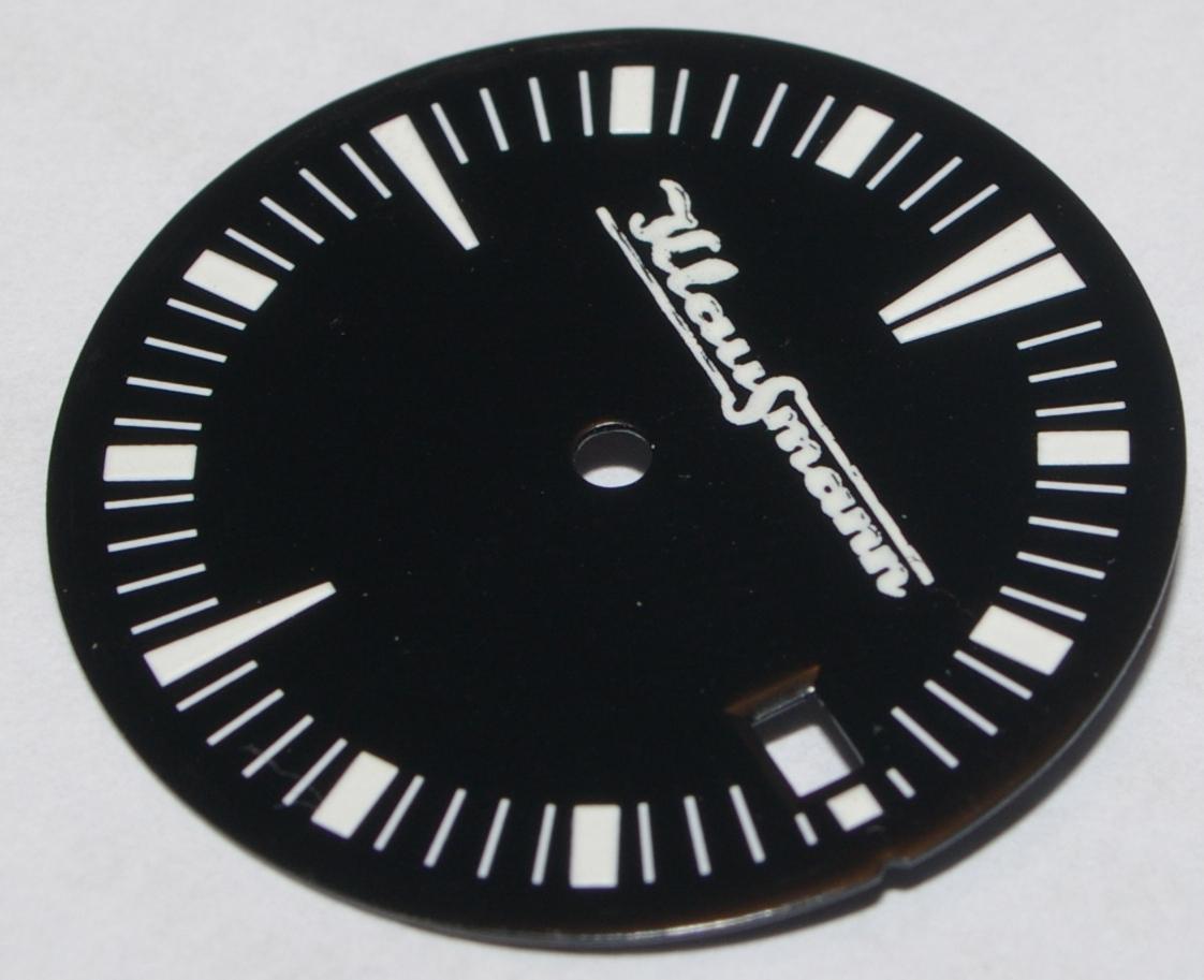 Ziffernblatt druckvorlage  Zifferblatt bedrucken lassen - UhrForum
