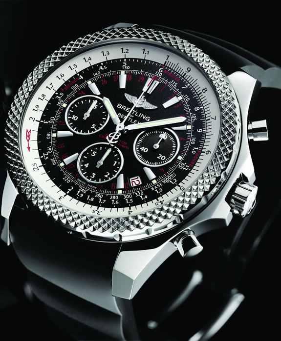 Heute Breitling Bentley A25363 Gekauft Uhrforum