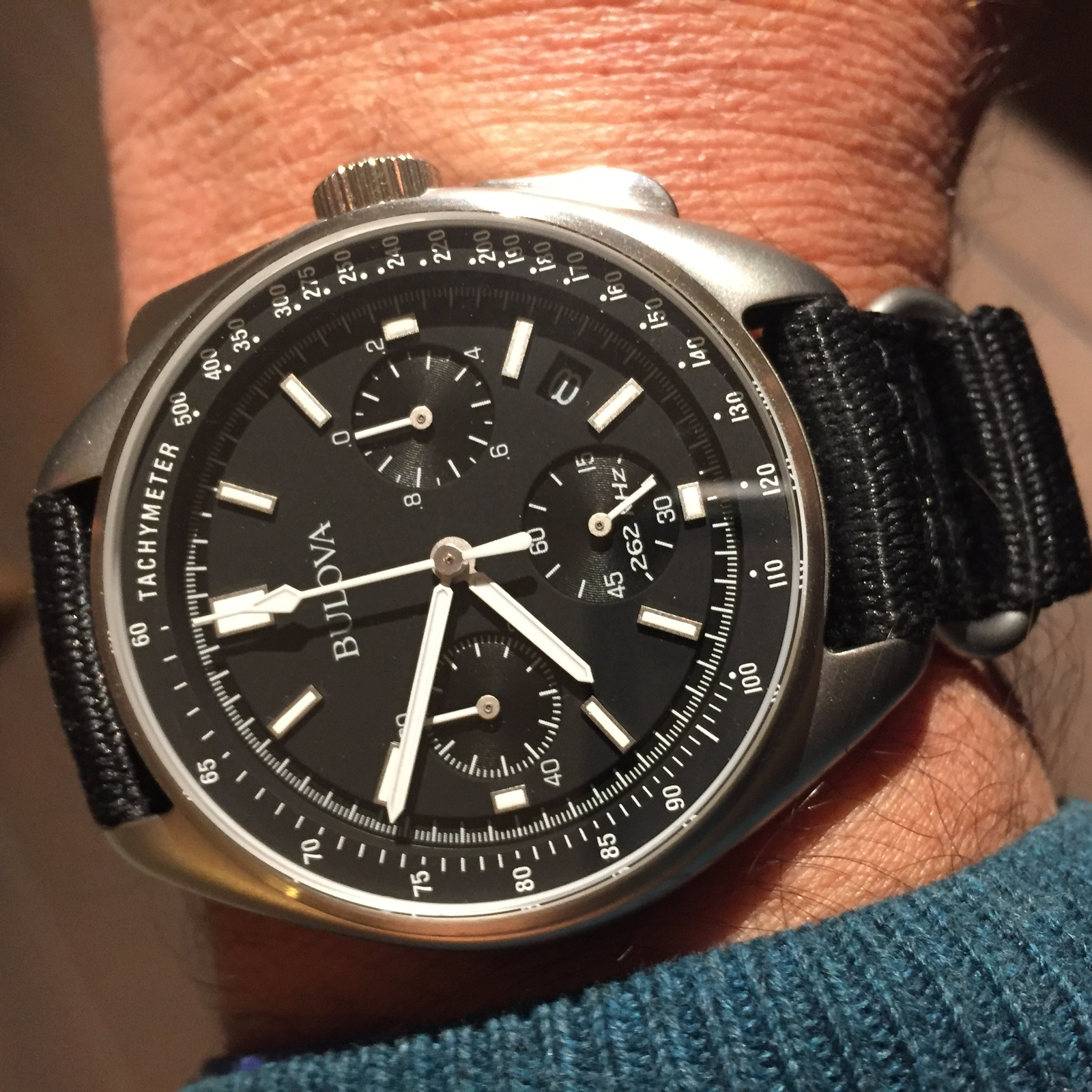 erledigt  bulova moonwatch re