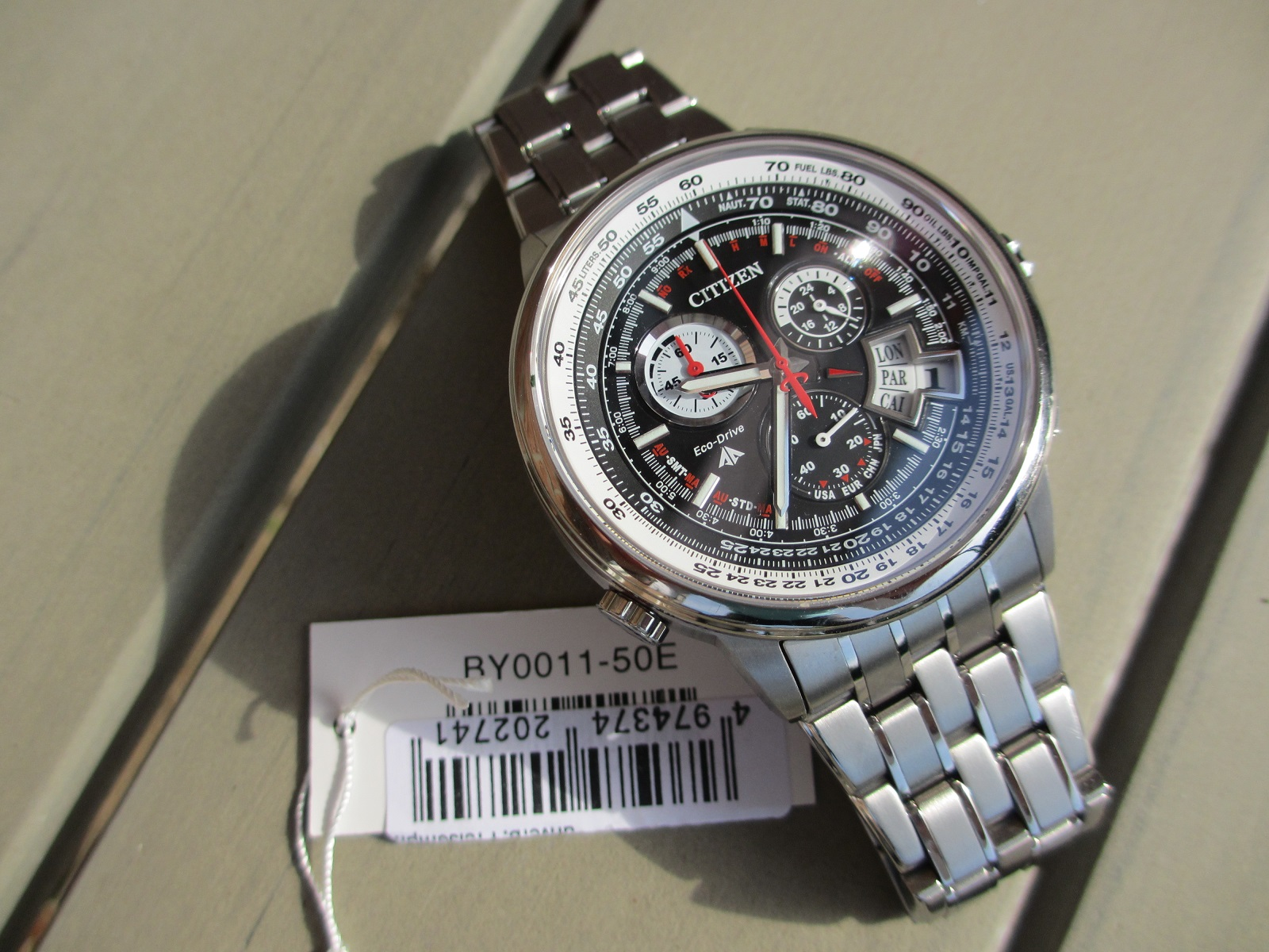 how to set citizen eco drive wr 20 bar