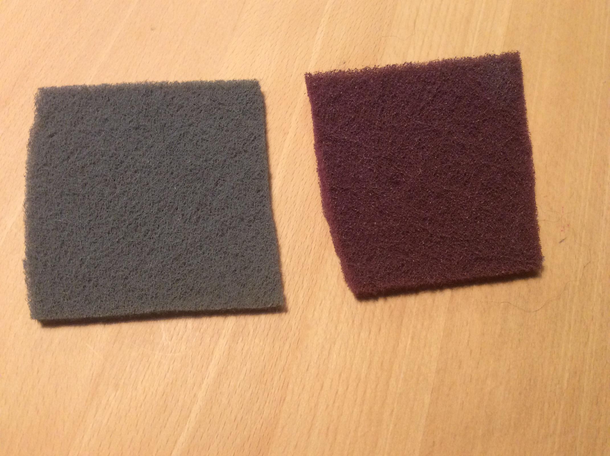 kratzer aus geb rstetem edelstahl entfernen unm glich. Black Bedroom Furniture Sets. Home Design Ideas