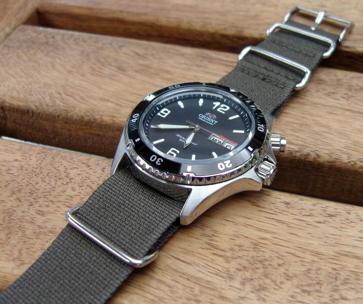 Erledigt] Orient Deep Black (Reserviert bis Geldeingang) - UhrForum