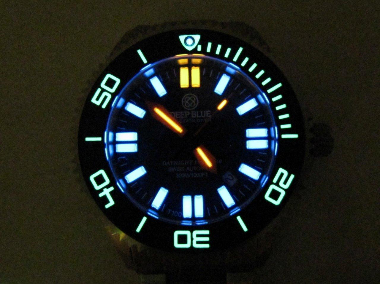 deep blue t100