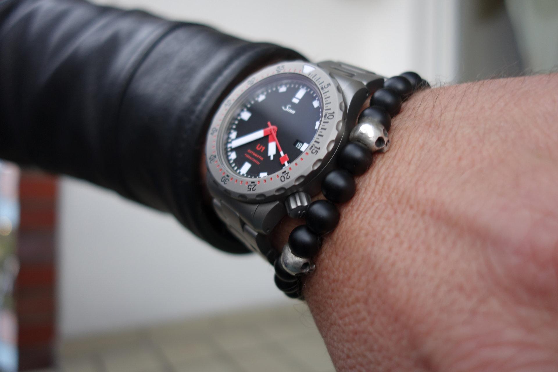 uhr und armband