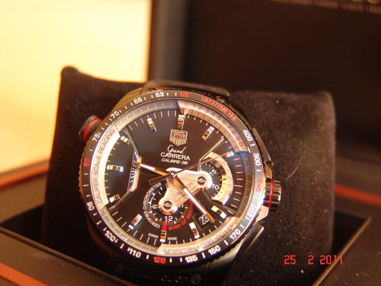 мужские часы tag heuer grand carrera calibre 36 rs2 повышенным потоотделением