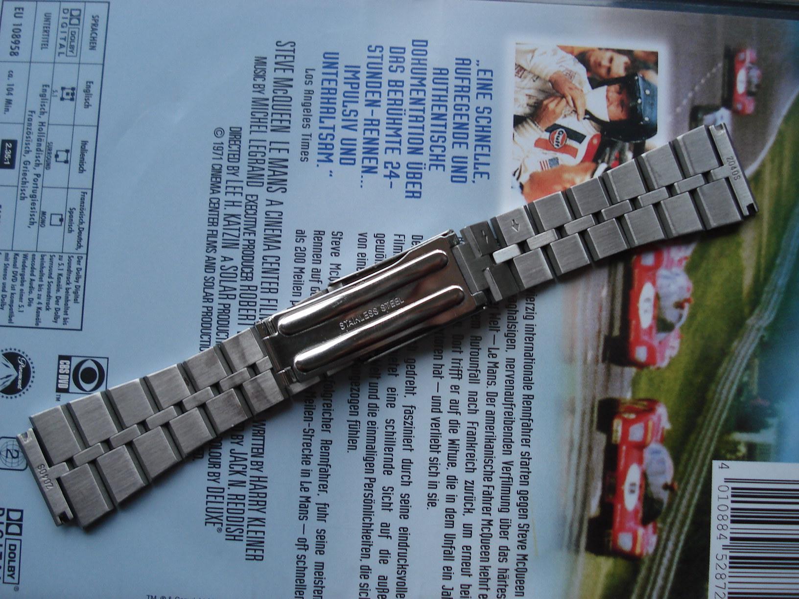 Erledigt Seiko Fishbone Bracelet Nos Bullhead Darth Vader Etc