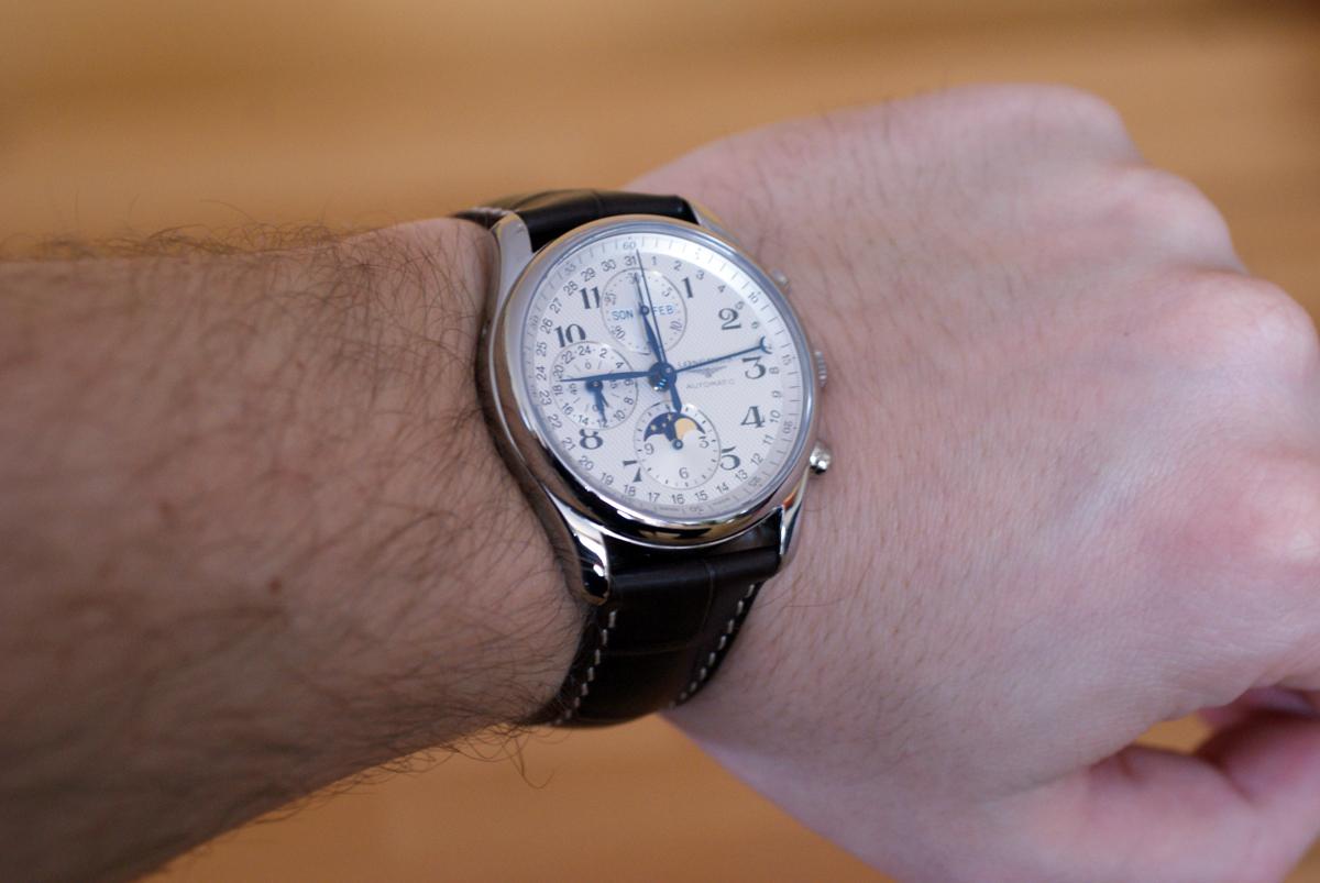 хотите часы longines master collection видео подготовили для
