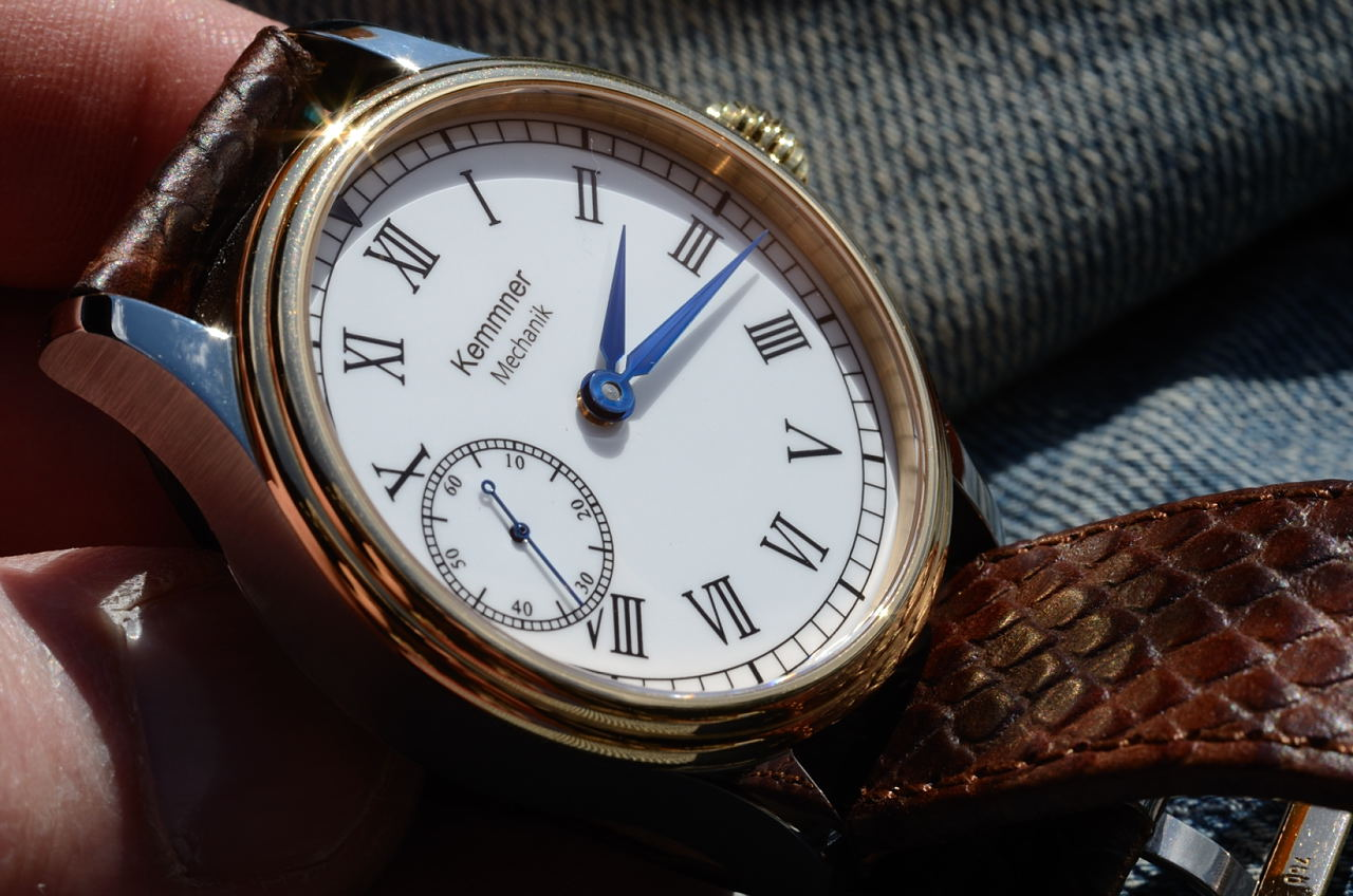 Bicolor, TwoTone, Stahl/Gold.. wer hat zweifarbige Uhren? Bitte ...