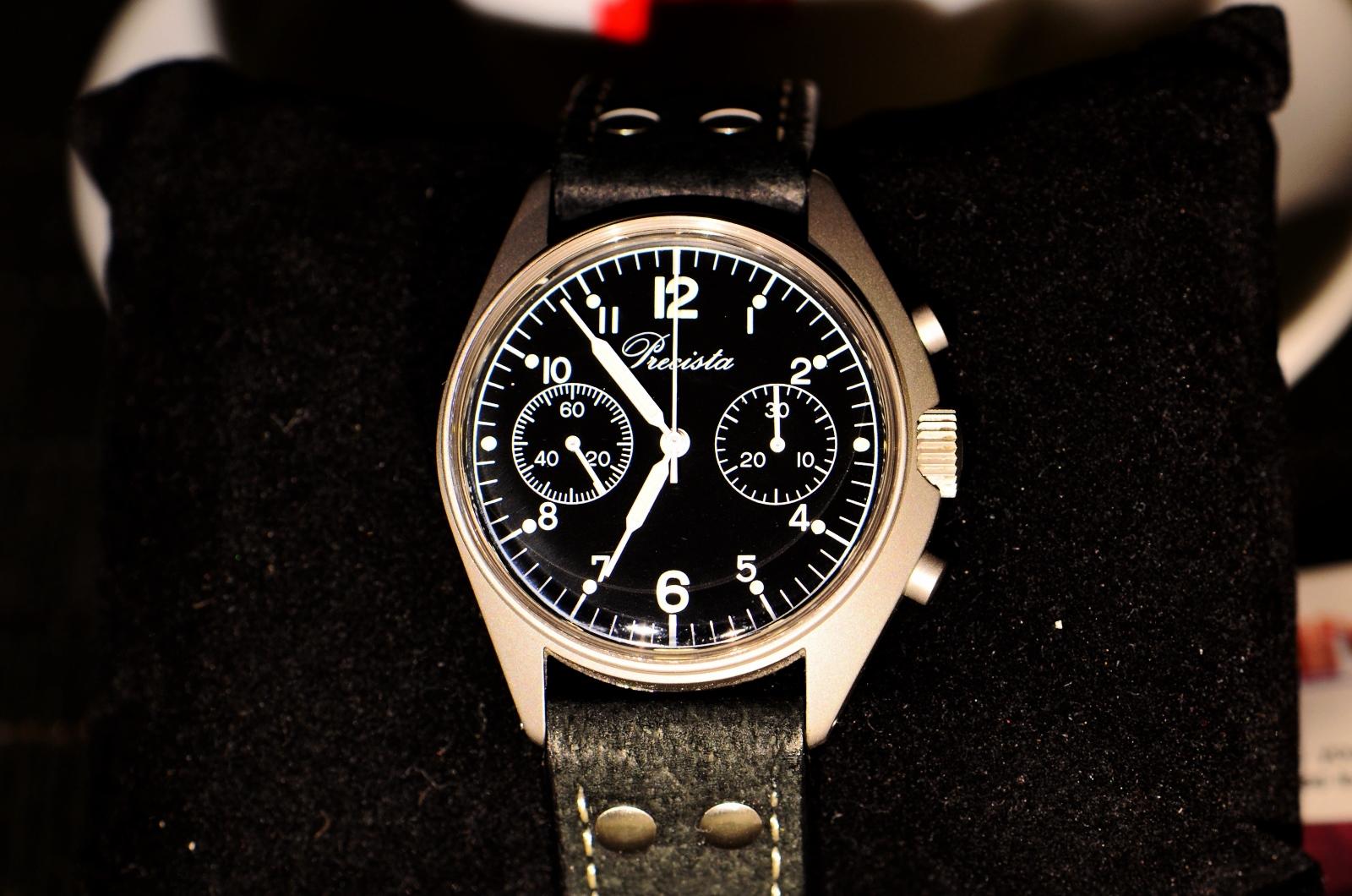 Erledigt] Precista PRS-5 Chronograph - UhrForum