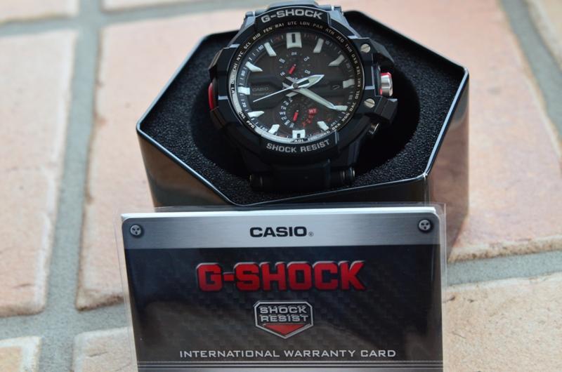 [Erledigt] Casio GW-A1000-1AER Premium G-Shock Solar ...