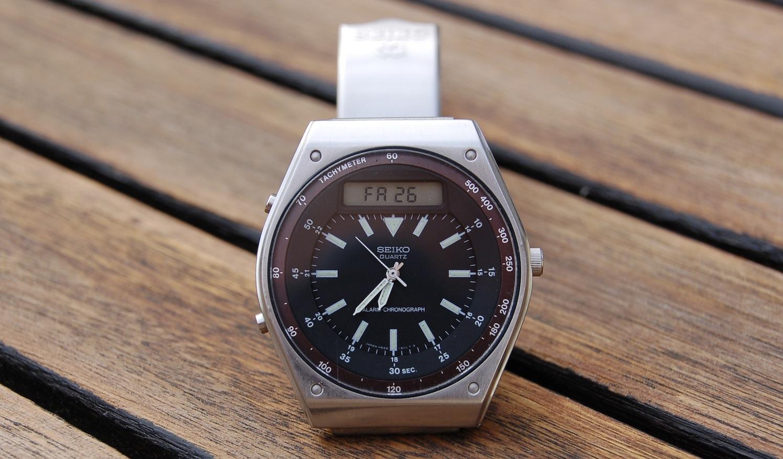 seiko alarm chronograph instructions