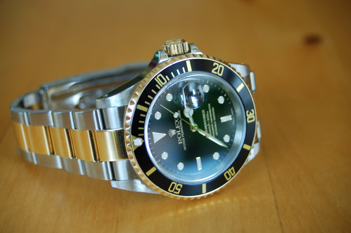 erledigt rolex submariner ref 16613 stahl gold uhrforum. Black Bedroom Furniture Sets. Home Design Ideas