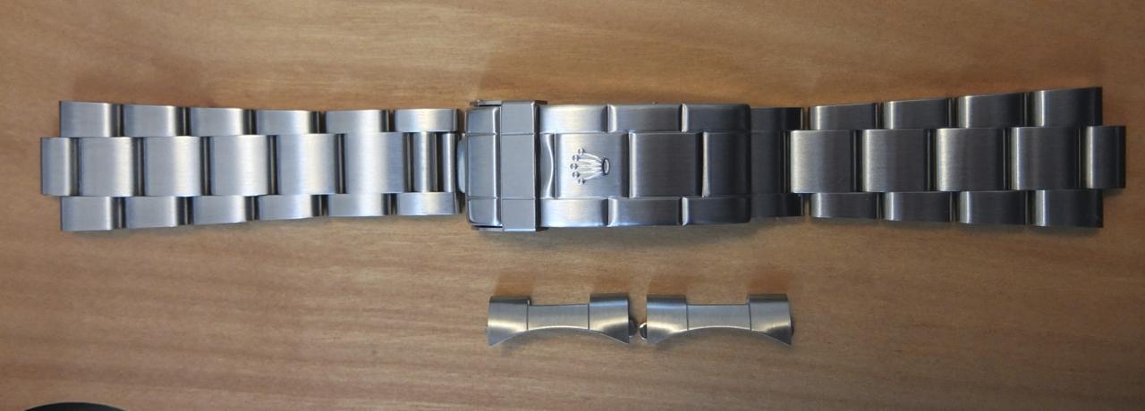 Erledigt Rolex Submariner Vintage Armband Auch F 252 R