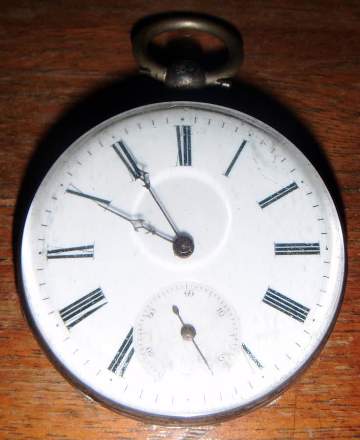 Old Pocketwatch Vacheron & Constantin / Vacheron & Cie - V&C 9175