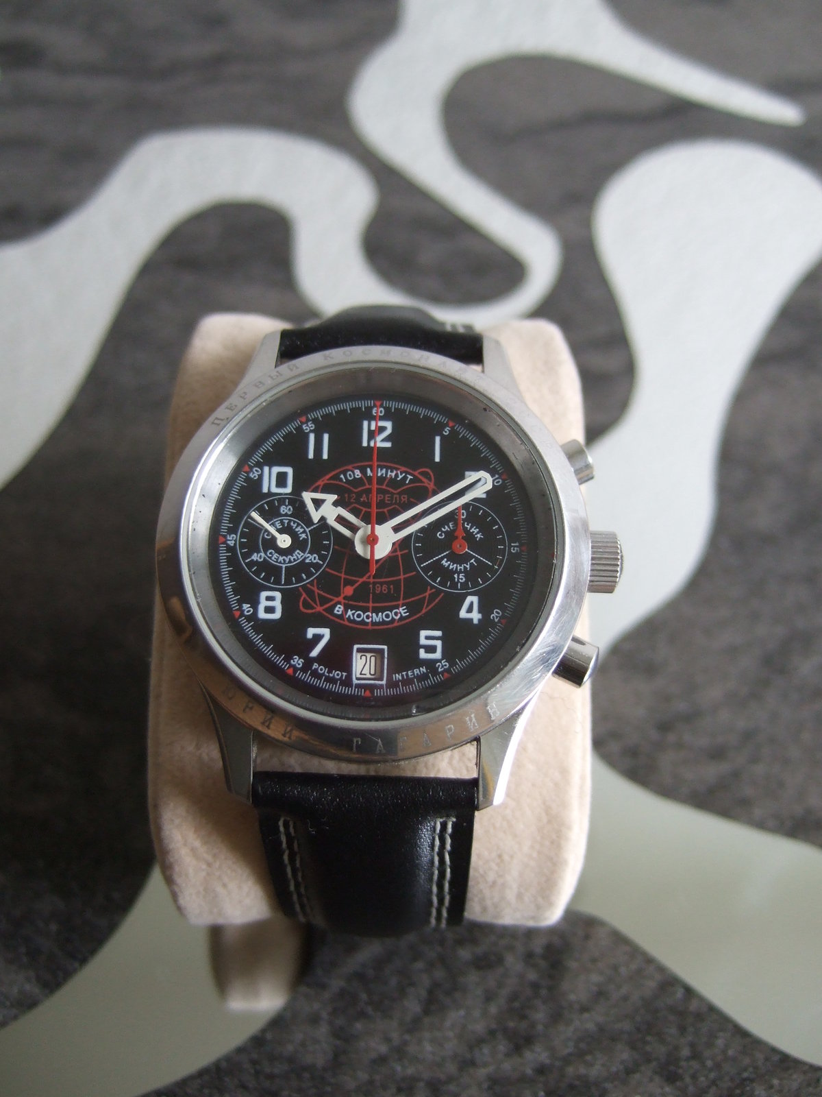 Welche Uhr tragt Ihr heute? (Teil 9) - UhrForum - Seite 1173