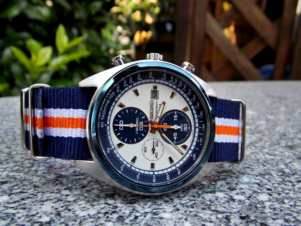 Motorsports Themed Watch Page 3