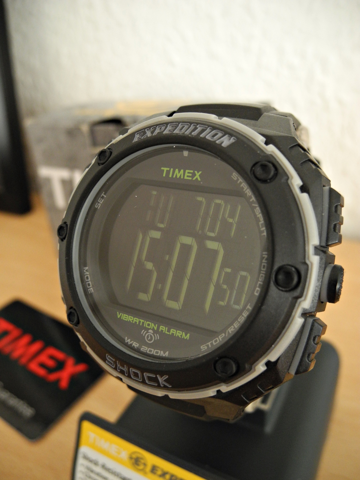 e851f7aef8c Erledigt Timex Expedition Shock T49950 UhrForum