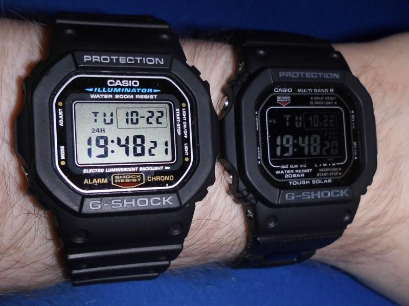 casio vs timex Best sale