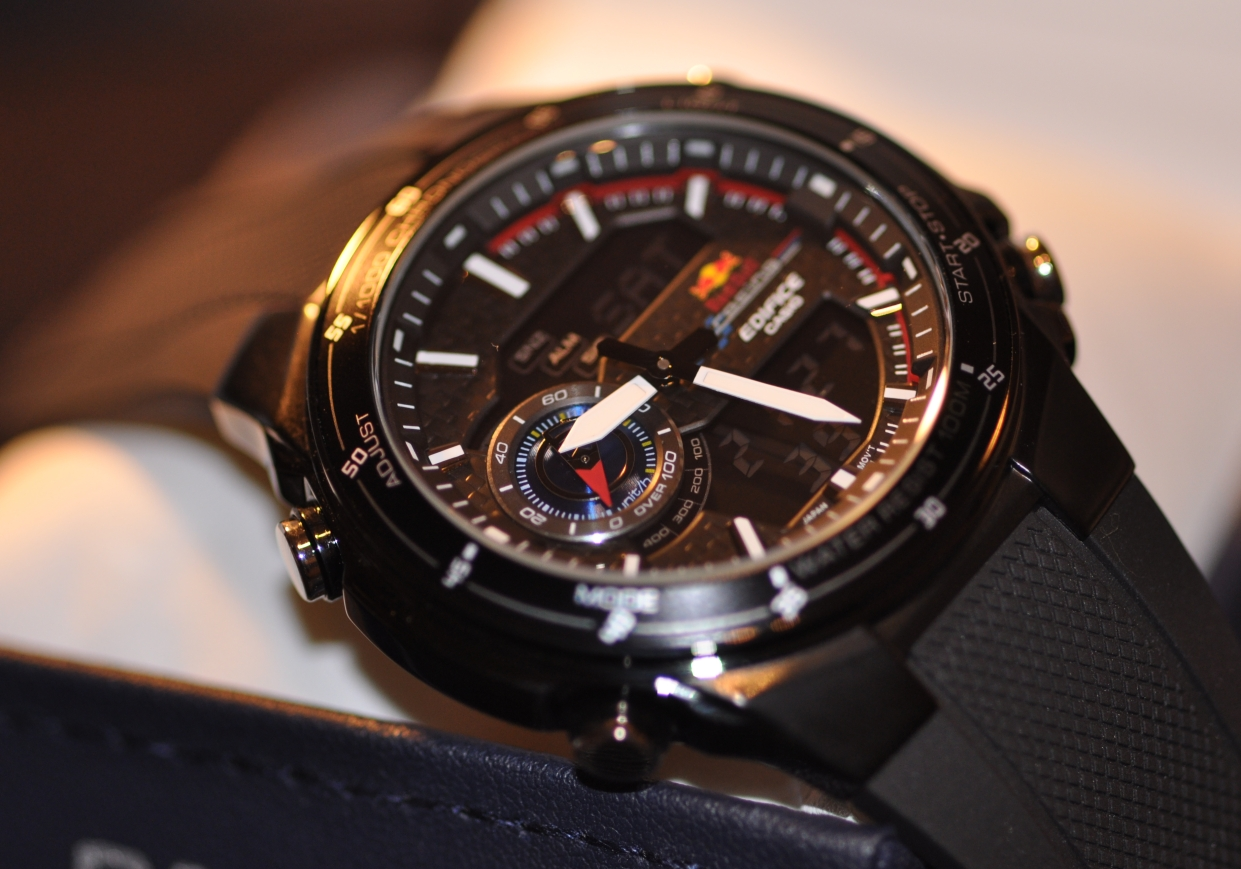 kaufrausch teil 2 casio edifice red bull racing special. Black Bedroom Furniture Sets. Home Design Ideas