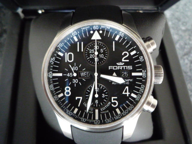Erledigt  Fortis F-43 Flieger Limited Edition Chronograph