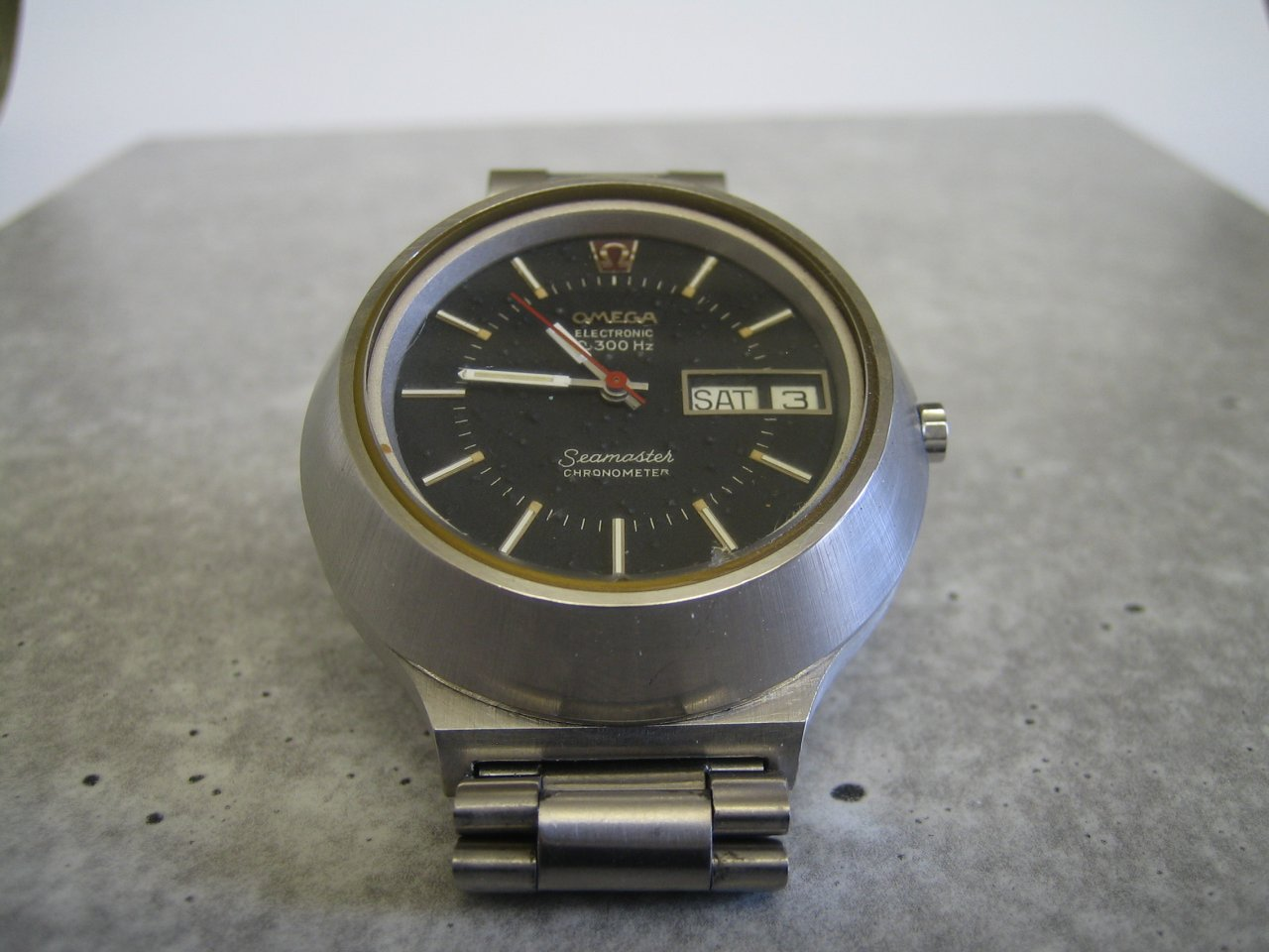 Omega Seamaster F300hz