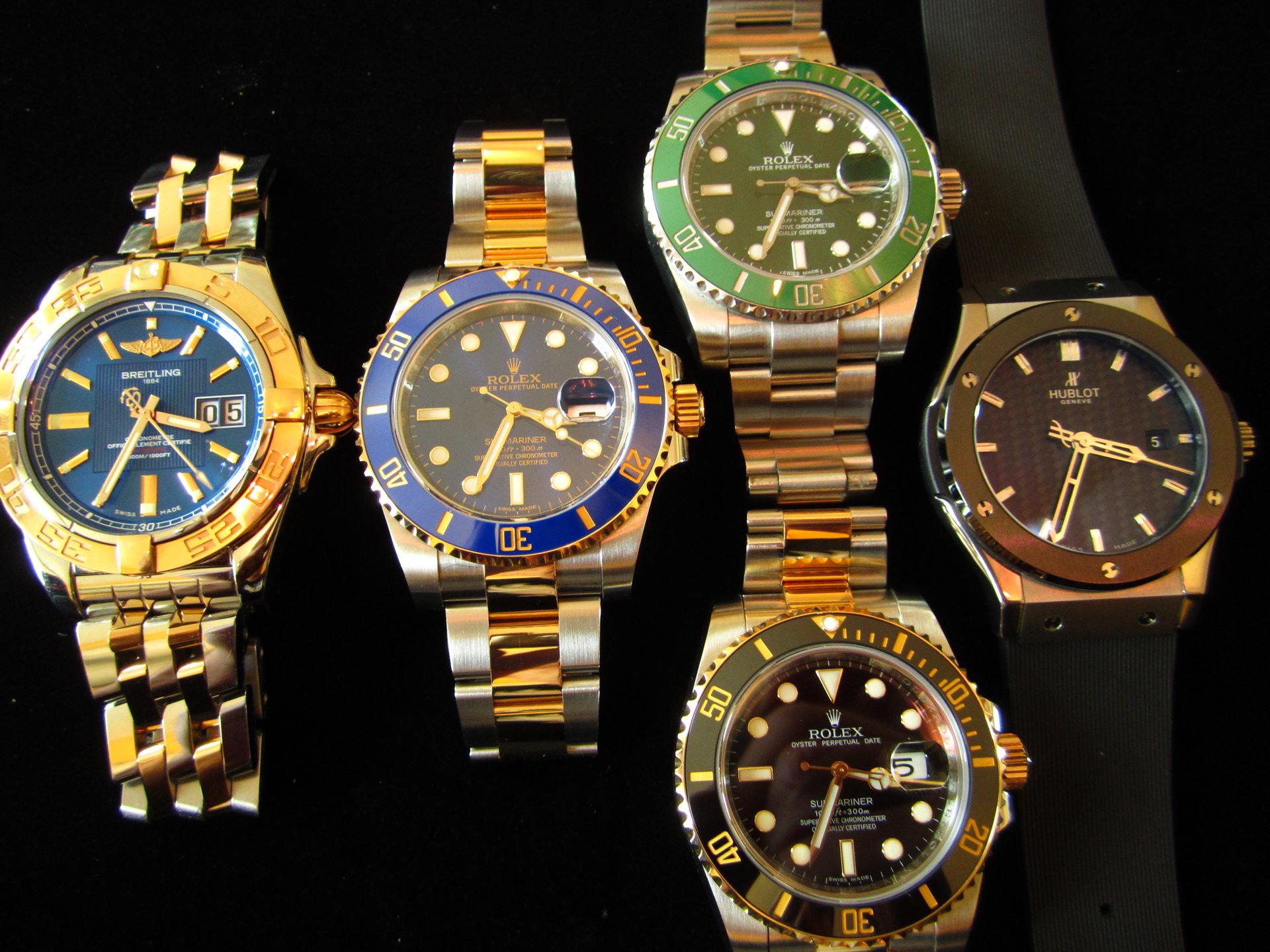 Armbanduhr herren rolex  Familienfeier und keiner der Herren trug eine Armbanduhr ...