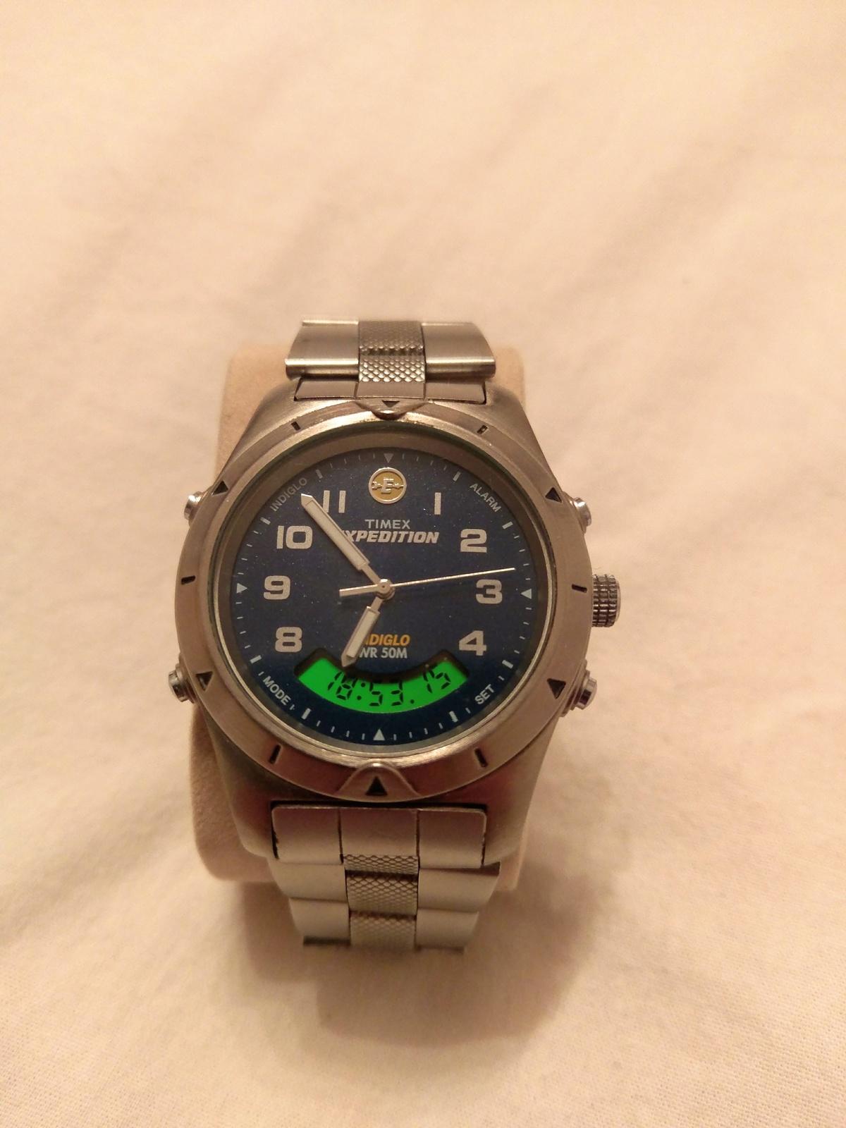 8eace9f82eb Verkauf Timex expedition t44653 UhrForum