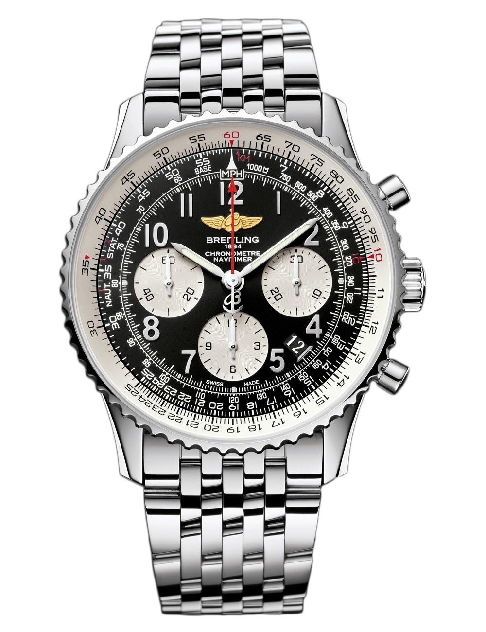 Armbanduhr breitling  Suche Uhr ähnlich Breitling Navitimer 01 - UhrForum