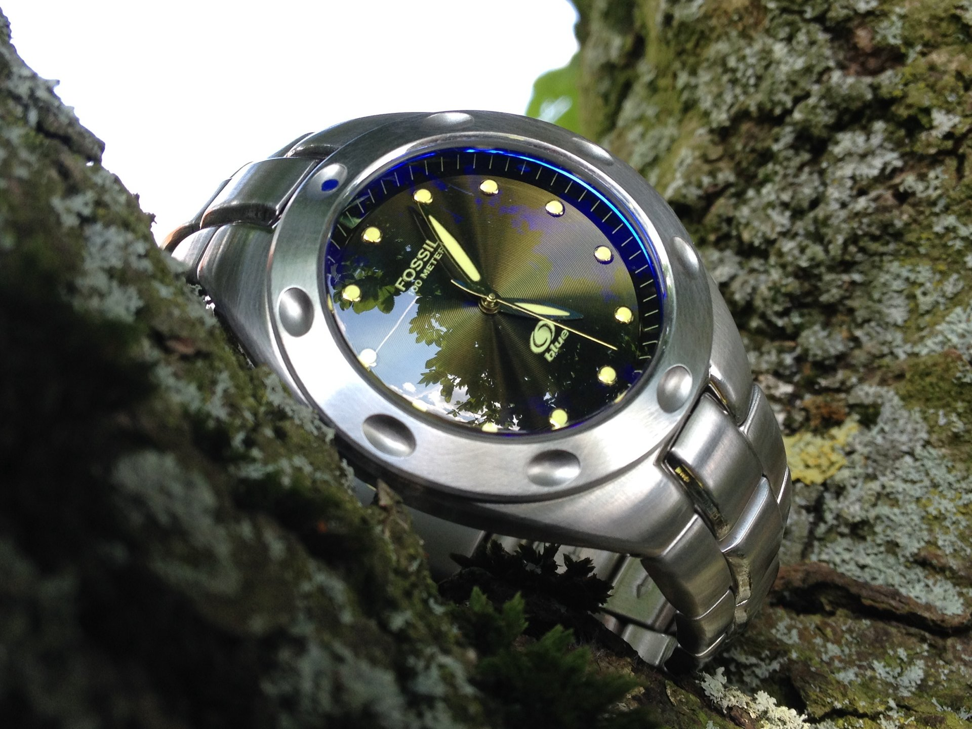 chronoscope watch
