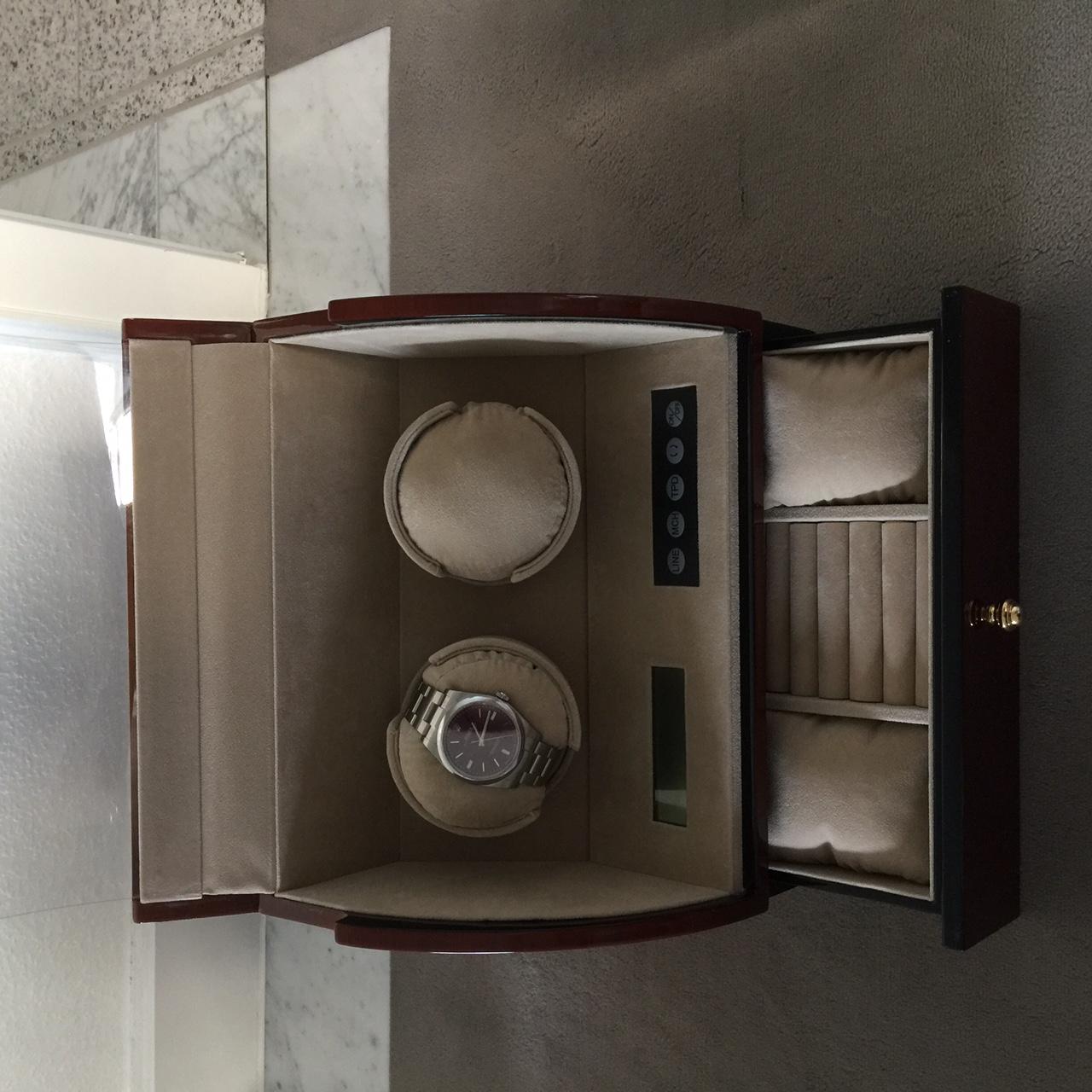 verkauf rothenschild uhrenbeweger f r 2 uhren uhrforum. Black Bedroom Furniture Sets. Home Design Ideas