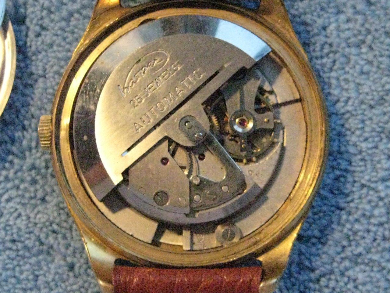 Wer kann meine Uhr reparieren?