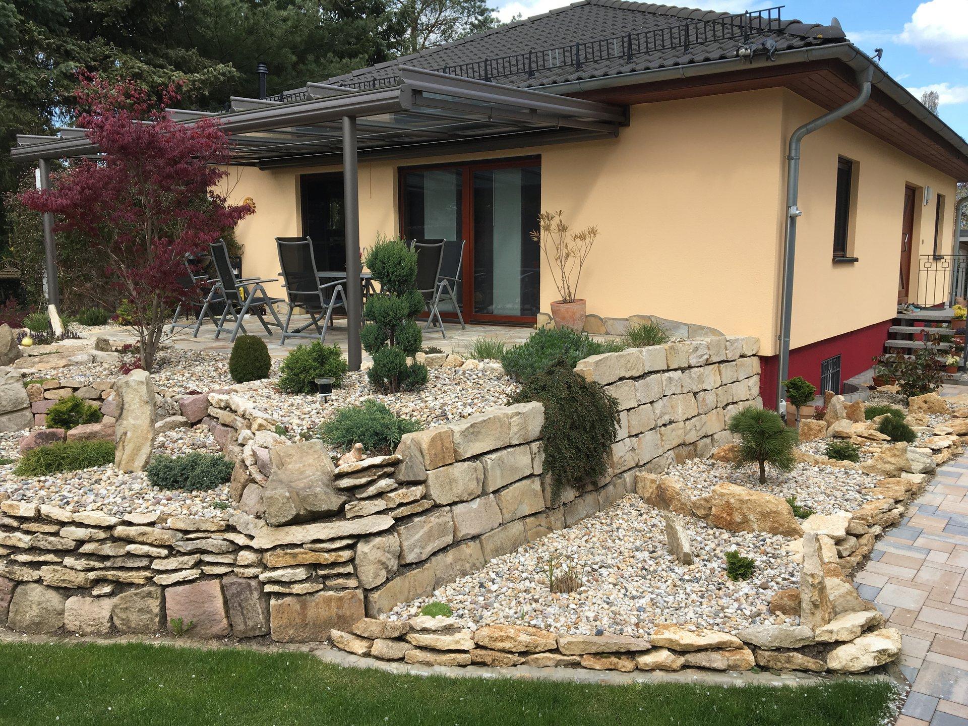 Gartenpflanzen uhrforum - Japanischer steingarten ...