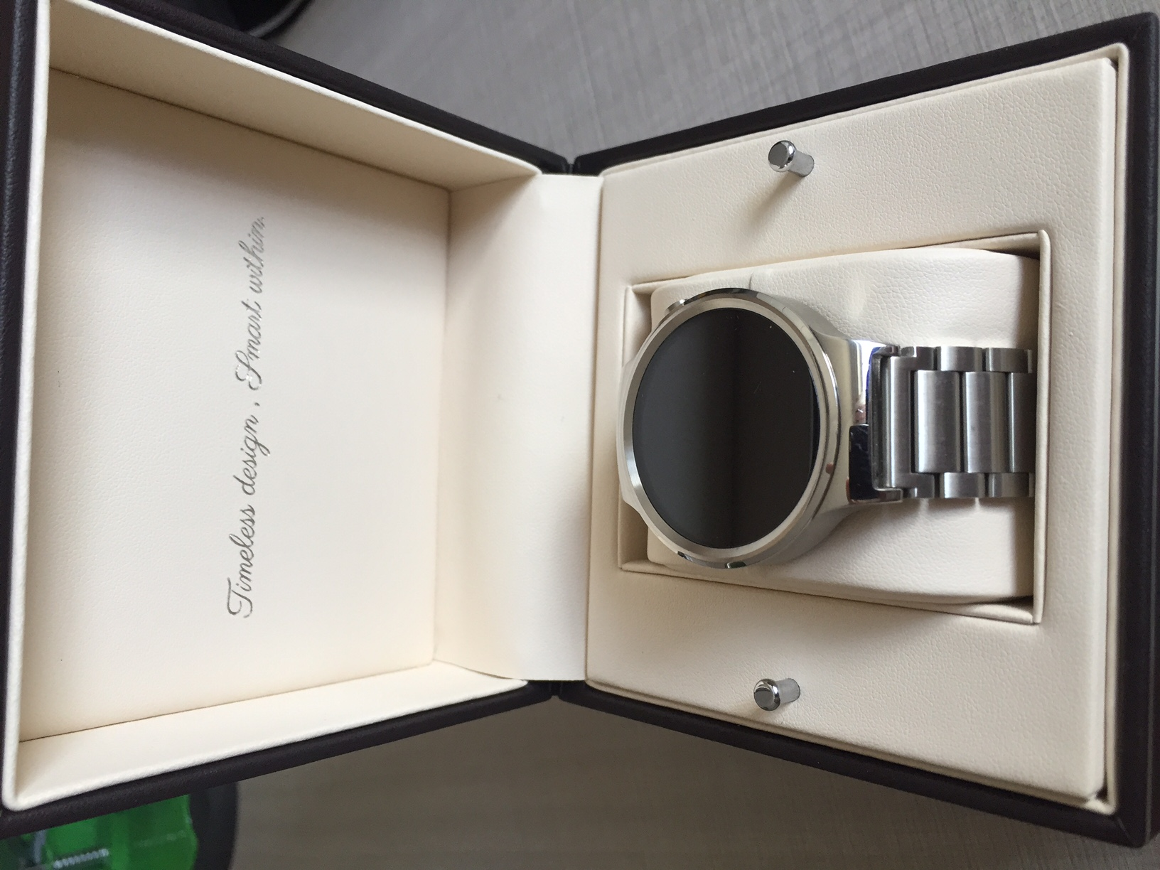 erledigt huawei smartwatch full package inkl rechnung. Black Bedroom Furniture Sets. Home Design Ideas