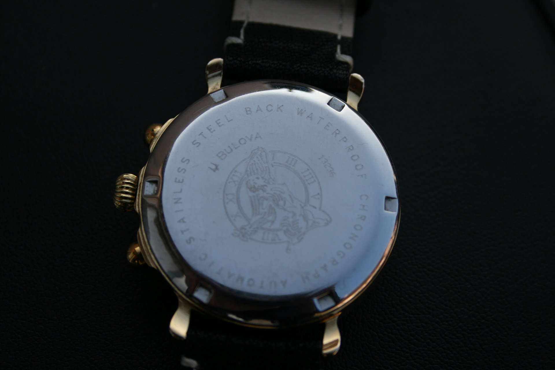 Erledigt] - Bulova Chronograph Automatik mit Valjoux 7750 | UhrForum