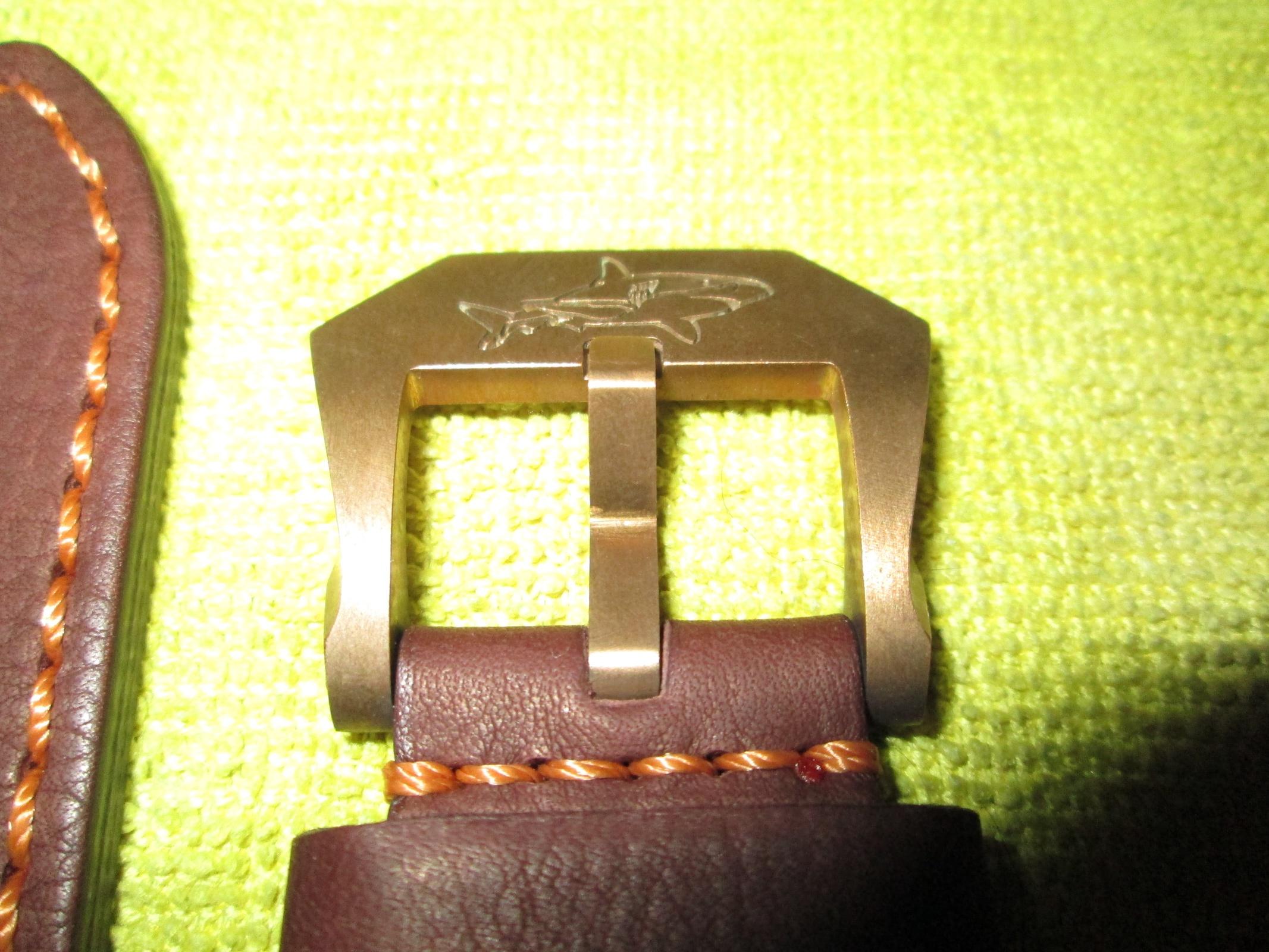 Verkauf] H2O Kalmar 1 Bronze Lünette + Armband, Schließe & Keeper ...